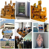 Verkauf in russischem 500W Natural Gas Generator From Factory mit Cer, Cu-Tr