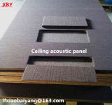 El panel acústico perforado del panel de techo del panel de pared de la decoración