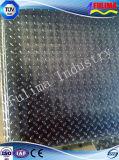 Нержавеющая/алюминиевая/стальная плита диаманта для трейлера/резцовой коробка/пола (CP-002)