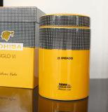Grand humidificateur en céramique de cylindre d'os de Cohiba (ES-EB-133)