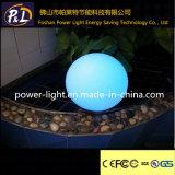 빛을내는 분명히된 플라스틱 LED 구체 빛