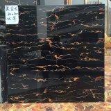 Плитка темного цвета промотирования Polished каменная