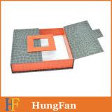 Подгонянная напечатанная Handmade упаковывая бумажная коробка подарка для упаковки