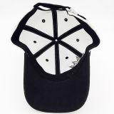 新しいイギリス様式の3Dによって刺繍される調節可能な野球帽(LW007-C)