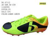 Numéro 47112 chaussures d'action du football de taille de couples