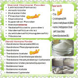 2016 qualité Dutasteride (CAS : 164656-23-9) Poudre stéroïde