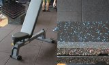 Gummibodenbelag für Gymnastik-Bodenbelag für freies Gewicht