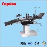 Theater-medizinischer hydraulischer chirurgischer Tisch mit Niere-Brücke (HFMH3008AB)