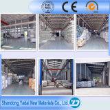120 Kn/M Glasvezel Plastic Éénassige Geogrid