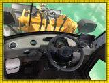 1.0t de Tuin Radlader van de Motor van Yanmar van de lader 4WD