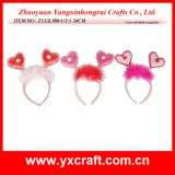 Подарок орнамента зажима головки сыча Valentine украшения Valentine (ZY13L939-1-2)