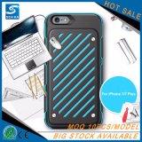 Schroffer Haifisch-Klinge Smartphone Hochleistungsfall für das iPhone 7/7 Plus