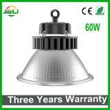 Het drie Industriële LEIDENE van de Garantie van de Jaar 60W Hoge Licht van de Baai