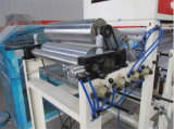 Cinta adhesiva del celofán de oro del surtidor de Gl-500d que hace la máquina