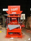 Ecoのマスター7000の粘土の煉瓦作成機械