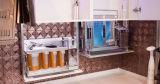 Gabinete de cozinha acrílico da porta do MDF (zv-010)