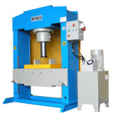 Servo-betätigte hydraulische Druckerei (MDY200/35)