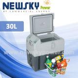 12V DC 태양 강화된 플라스틱 냉각기 상자