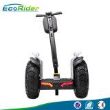 2 uno mismo eléctrico del carro de la vespa 1266wh 72V 4000W de la movilidad de las ruedas que balancea la vespa eléctrica