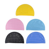 Swim-Pool-Hat-Swimming-Cap-New-Unisex-Elastic-Waterproof-PU-Fabric