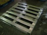 Paleta de metal para almacenamiento en estanterías
