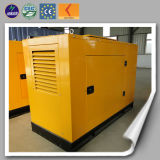 CER Approved 10kw-1000kw Soundproof Biogas Electric Generator Biogas Generator für Digester