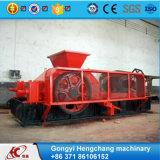 Máquina do triturador de pedra do rolo do dobro da qualidade da capacidade elevada a melhor