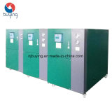 réfrigérateur refroidi à l'eau industriel de la basse température 100kw avec le compresseur 30HP