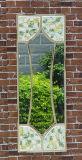 Nuovo specchio del giardino del metallo di disegno per la decorazione