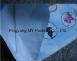 Прокатанный BOPP квадратный мешок клапана дна сплетенный PP