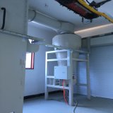 LPG 가스통 생산을%s Hlt 분말 코팅 기계