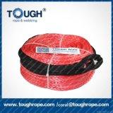Linha de reboque corda elétrica do Paraglider dos espetros de UHMWPE do guincho