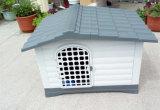 Casa de cão plástica de Ventilative