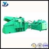(Unir superior) a tesoura hidráulica do ferro de ângulo do jacaré da alta qualidade Q43-630 da exportação cortou em partes