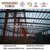 Stahlkonstruktion-Werkstatt des Erdbeben-Beweises fabrizierte vor