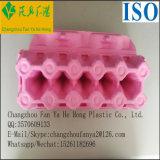 Bandeja barata del molde de la pulpa del cartón de la pulpa del huevo