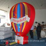 広告のためのロゴのすべての印刷された膨脹可能な地上の気球