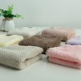 Супер мягкое Coral полотенце ватки с крюком