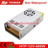 12V33A LED 전력 공급 또는 램프 또는 방수 유연한 또는 관 지구 비