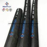 Mangueira hidráulica de borracha do fabricante de China (SAE 100 R13)