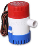 Seaflo 12V 350gph bewegliche Marinebilgenpumpe