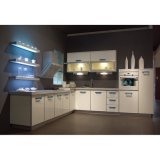 Grandshine High End High Gloss Lacquer Finish Kitchen Cabinets