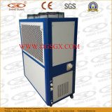 고품질 공기에 의하여 냉각되는 산업 냉각장치