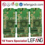 1.6mm 6 Schichten OSP Zugriffssteuerung Equitment Leiterplatte Schaltkarte-