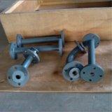 Codo del tubo de acero de Customed del precio bajo