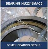 Rolamento de rolo cilíndrico Nu2248 Mac3 com gaiola de bronze