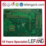 1.6mm 4 Schichten OSP Monitor-Geräten-Leiterplatte Schaltkarte-