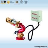 Monitor de água de incêndio para o sistema de combate a incêndio