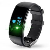 Lembrete esperto Smartband da mensagem do atendimento do contador de etapa do despertador da natação do bracelete do monitor da frequência cardíaca D21 para o telefone de Ios&Android
