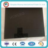 vidrio reflexivo gris oscuro de 5.5m m (vidrio unidireccional gris oscuro)